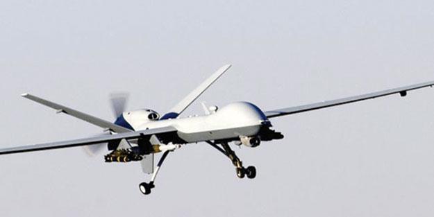 Ermenistan'ın insansız hava aracı düşürüldü