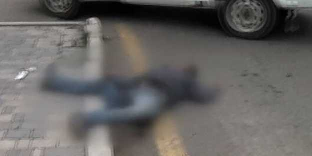 Ermenistan'ın sivilleri vurdu anlar canlı yayında görüntülendi!