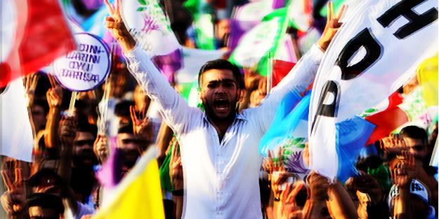 Ermenistan'ın sözcüsü olan HDP'den skandal bildiri!