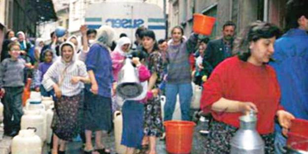 Eroğlu: 1994 öncesinde İstanbul susuzluktan Kerbelâ'ya dönmüştü