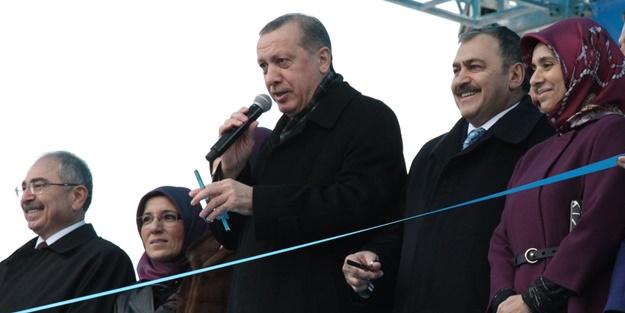 Eroğlu Erdoğan'ı ilk kez anlattı!