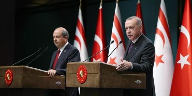 Ersin Tatar ilk yurt dışı ziyaretini Türkiye'ye yapacak