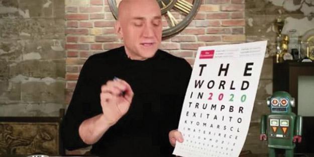Ertan Özyiğit'in 3 ay önceki tahmini gündem oldu! Dünyaca ünlü derginin kapağında dikkat çeken detay