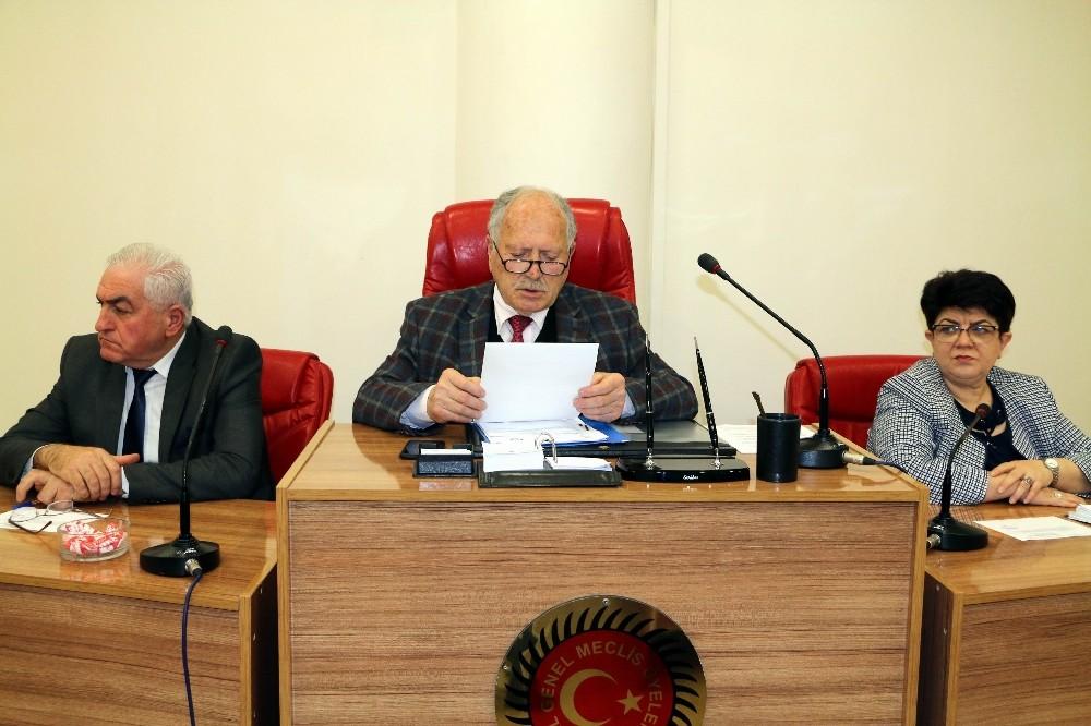 Erzincan İl Genel Meclisi'nden Bahar Kalkanı harekâtına destek