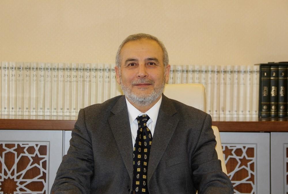 """Erzincan Müftüsü Çetin: """"Üç aylar hata ve eksiklerden kendimizi arındırma ayıdır"""""""