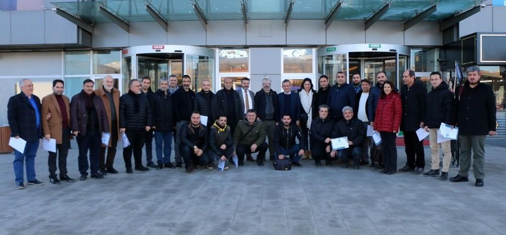 Erzincan Ticaret ve Sanayi Odası basın ile bir araya geldi