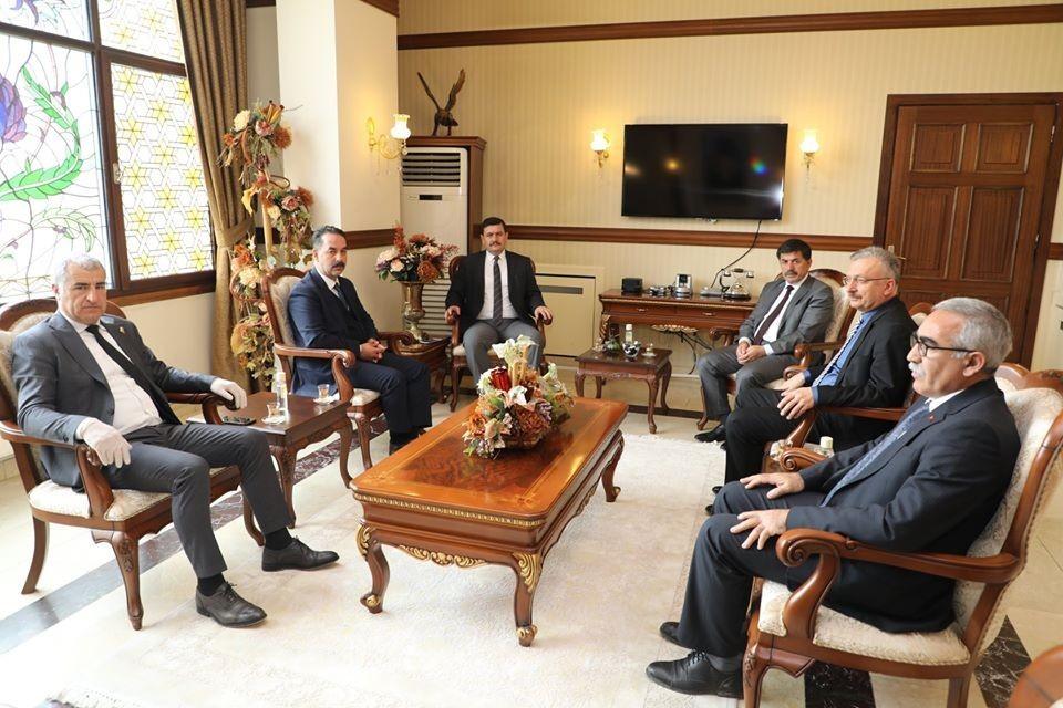 """Erzincan Valisi Ali Arslantaş: """"Gün birlik günü"""""""