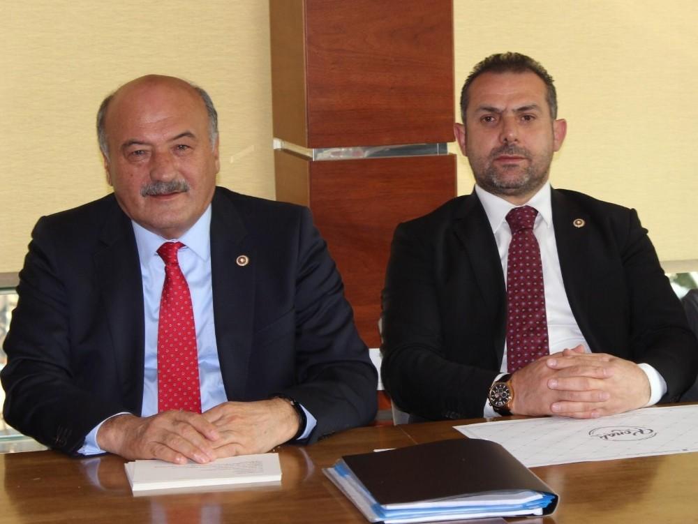 Erzincan'da 1217 üreticiye 6 Milyon 478 Bin 175 TL destekleme bedeli