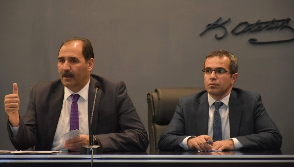 """Erzincan'da """"Bilişim Teknoloji Öğretmenleri"""" toplantısı yapıldı"""