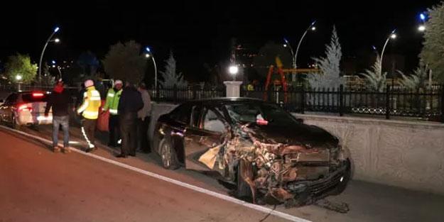 Erzincan'da feci kaza: 7 kişi yaralandı