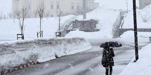 Erzincan'da yarın okullar tatil mi? Son dakika kar tatili haberi
