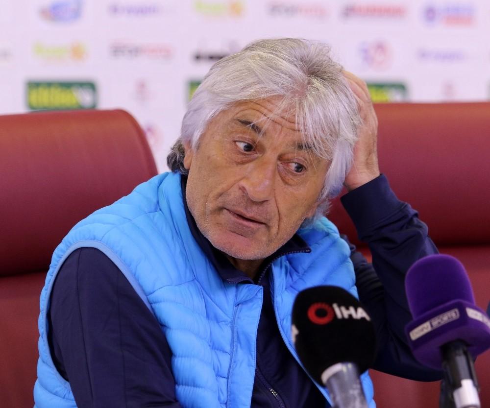 Erzincanspor Teknik Direktör Kemal Kılıç ile anlaştı