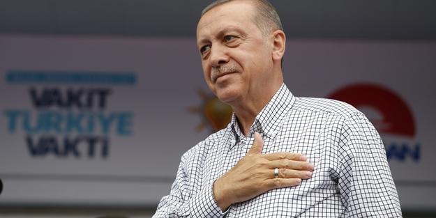 Erzurum Cumhurbaşkanı Erdoğan oy oranları 24 Haziran 2018