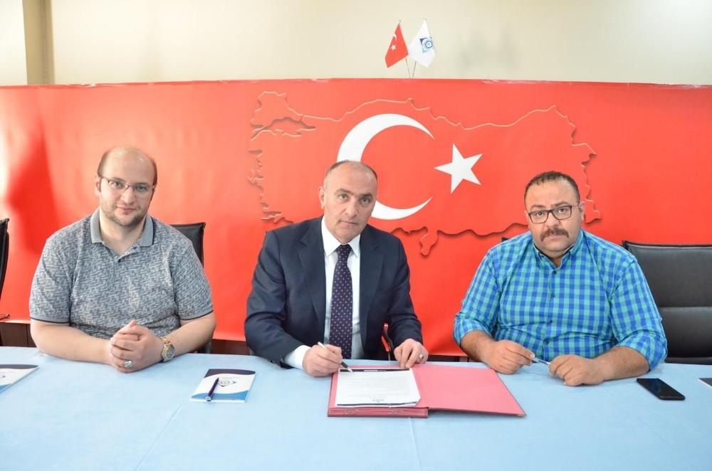 Erzurum'da dijital dönüşümde ilk imza
