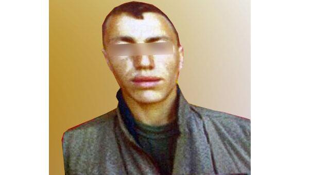 Erzurum'da PKK'lı terörist enselendi