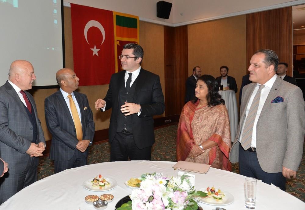 Erzurum'da Sri Lanka Milli Günü kutlandı