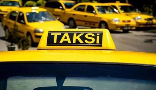 Erzurum'da taksi şoförü müşterilerden şüphelenince...