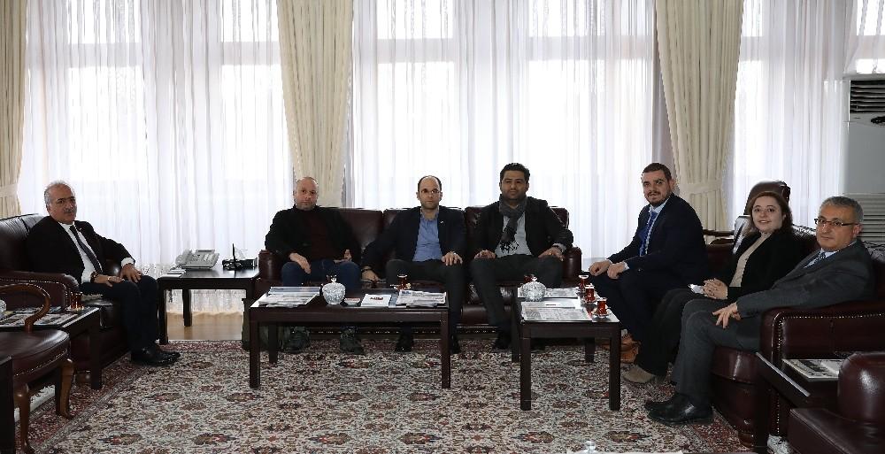 Erzurum'da yapılması planlanan ekonomi zirvesi için ön görüşmeler sürüyor