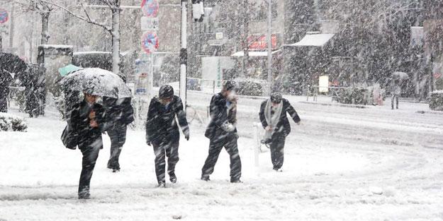 Erzurum'da yarın okullar tatil mi? Erzurum 11 Aralık kar tatili olacak mı?