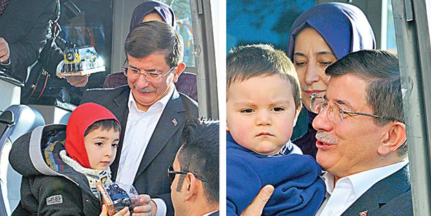 Erzurum'dan 'Bismillah' dedi
