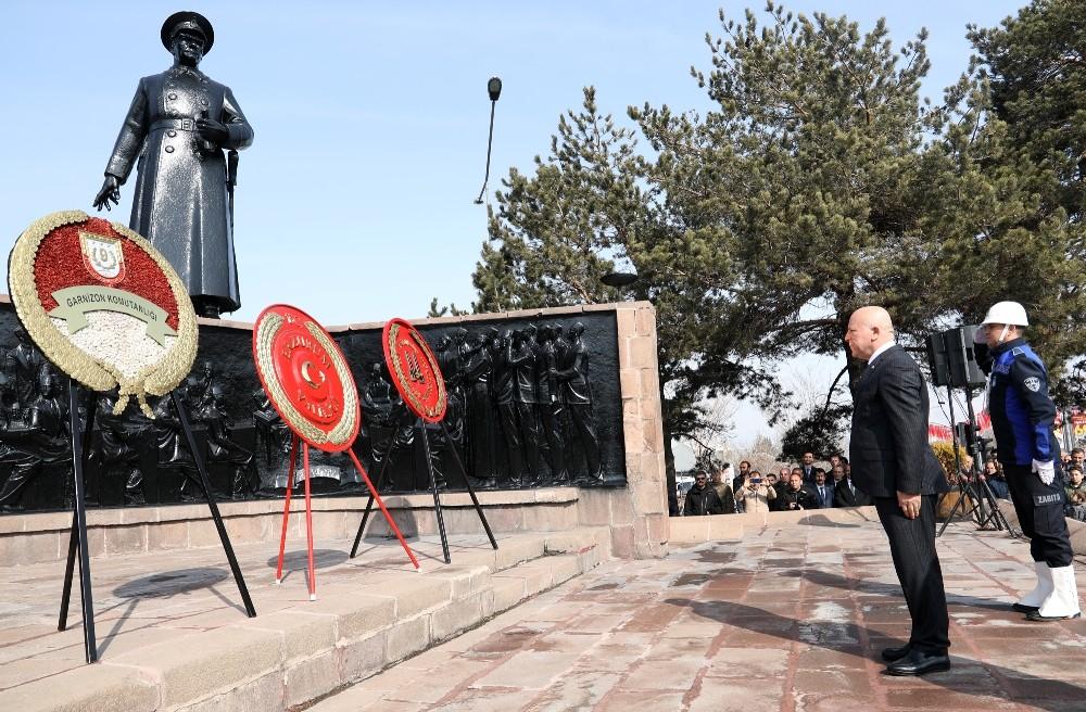 Erzurum'un düşman işgalinden kurtuluşunun 102. Yıldönümü
