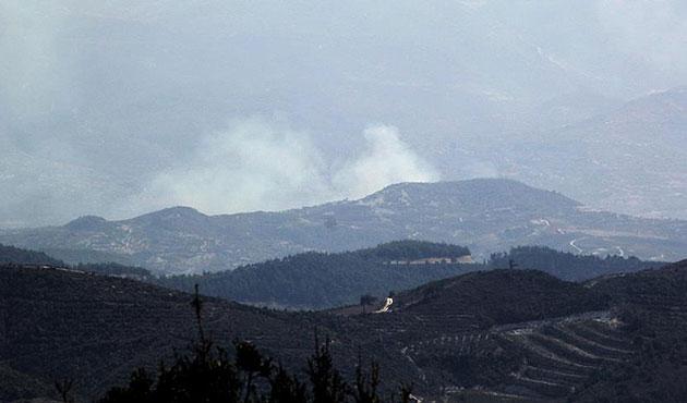 Esad güçleri sınırdaki sığınmacılara saldırdı