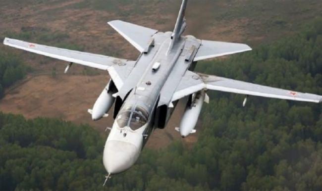 Esad rejimine ait savaş uçağı Halep'te düştü