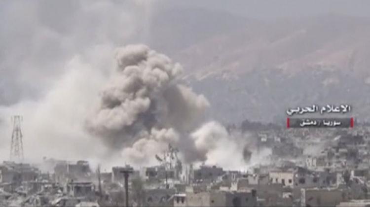 Esad yine rahat durmadı! Saldırıya geçtiler