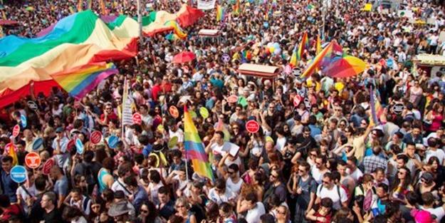 Eşcinsel sapkınlık destekçileri iyice zıvanadan çıktı! Hükümete İstanbul Sözleşmesi tehdidi