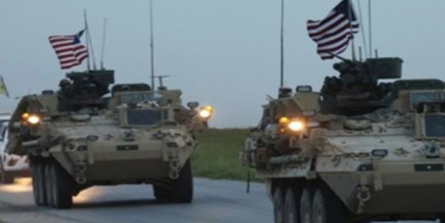 Esed ABD askeri konvoyunu ele geçirdi