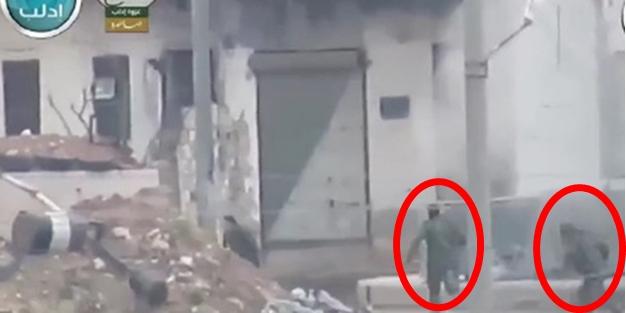 Esed askerleri cephelerden kaçıyor