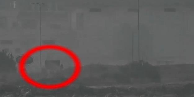 Esed askerleri yine gafil avlandı