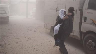 Esed rejimi Doğu Guta'da 23 sivili daha öldürdü