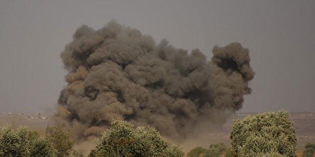 Esed rejimi gerilimi tırmandırıyor! TSK gözlem noktasının yakını vuruldu