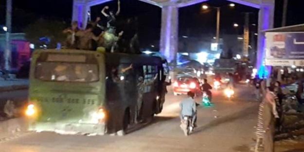 Esed rejimi Kobani'ye girdi