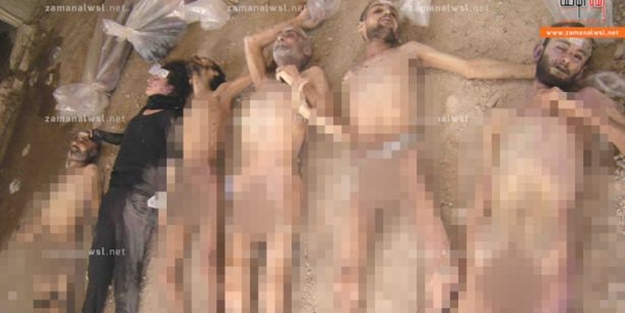 Esed rejiminden kadın ve çocuklara işkence!