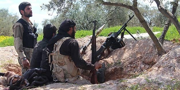 Esed rejimine ağır darbe! 3 kritik nokta ele geçirildi