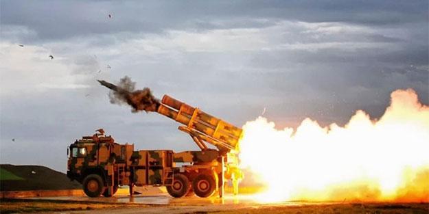 Esed rejimine ait Rus yapımı hava savunma sistemleri böyle imha edildi