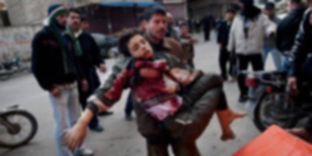 Esed ve Rus güçlerinin Türkmenlere saldırıları!