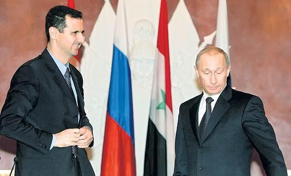 Esed ve Rusya'dan çirkin plan!