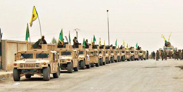 Esed, YPG'den ABD silahlarını istedi