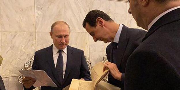 Esed'in iç savaştan bu yana karşılaştığı en büyük sorunu açıkladılar! Putin'den beklenmedik hamle