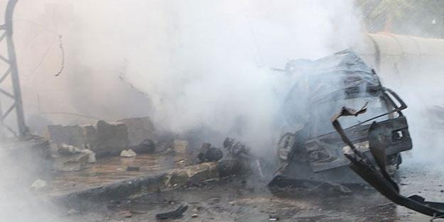 Esed'in müftüsü bombalı saldırıda öldü