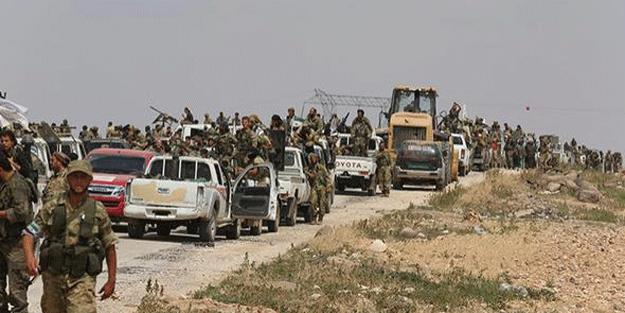 Esed'in tehlikeli oyunu! 3 bin PKK'lı teröristi…