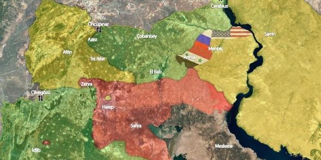 Esed'ın tehlikeli oyunu! Menbic'e gönderilen 3 bin PKK'lı...