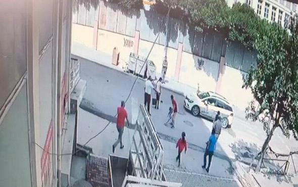 Esenyurt'ta minibüs küçük çocuğu çarptı arkasına bakmadan kaçtı