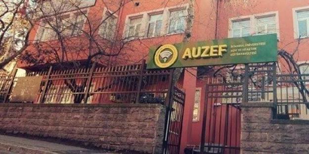 esinav.istanbul.edu.tr AUZEF bitirme/ final sınav sonucu nasıl sorgulanır?