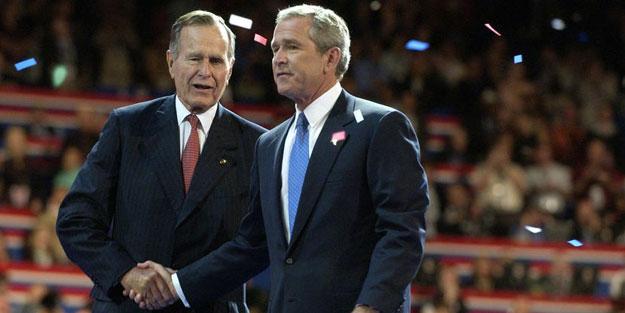 Eski ABD Başkanı H. W. Bush hayatını kaybetti