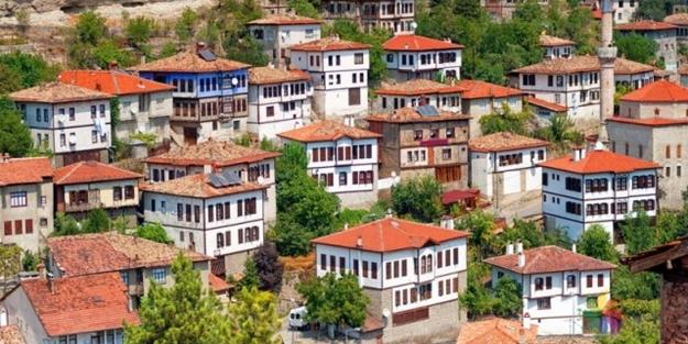 Eski evleriyle, koruma altında! İşte o kadim şehir