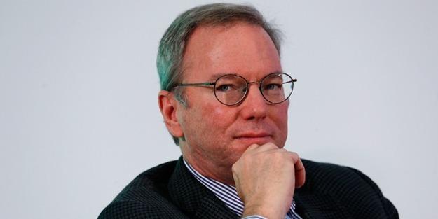 Eski Google CEO'su, mülakatlarda sorulan zeka sorusunu bilemedi